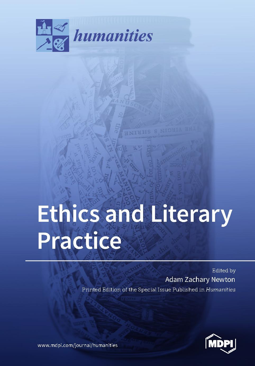 Ethics and Literary Practice | PDF Host