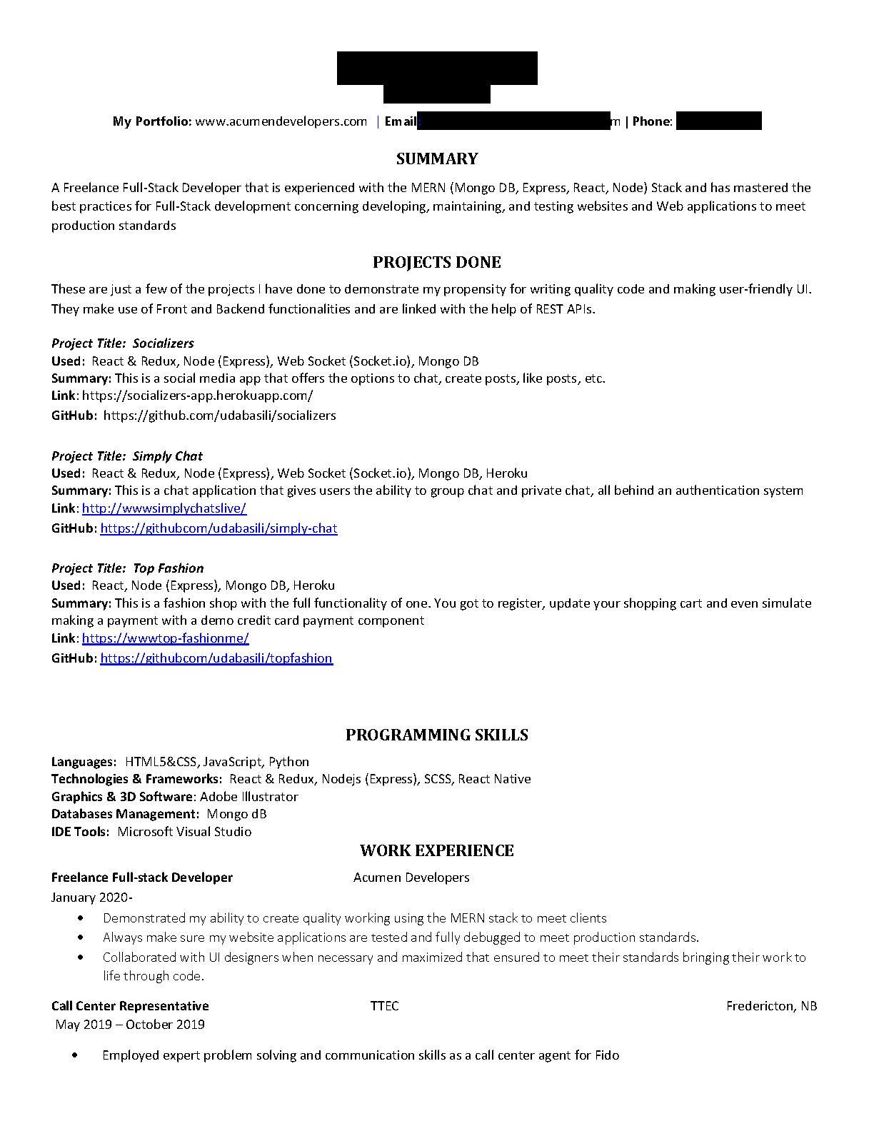 resumepdf  pdf host