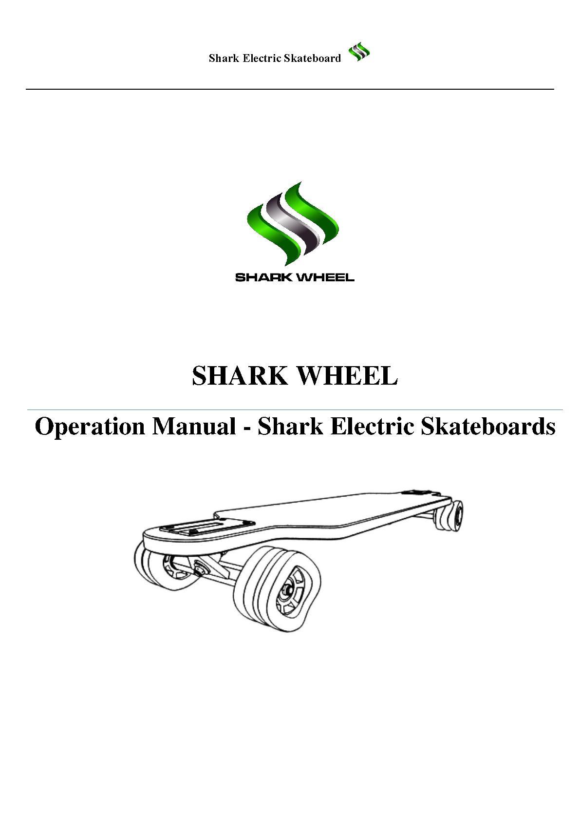 FINAL Shark Electric User Manual.pdf | PDF Host
