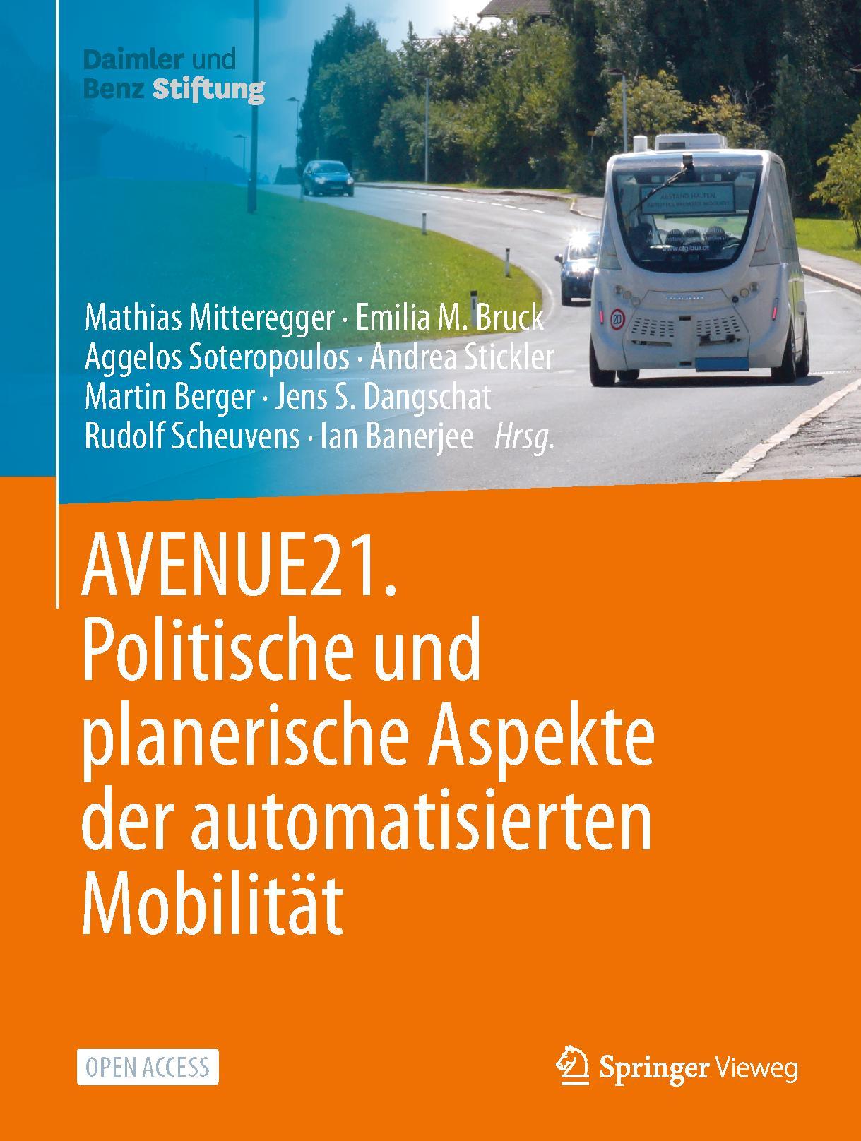 AVENUE21. Politische und planerische Aspekte der automatisierten ...