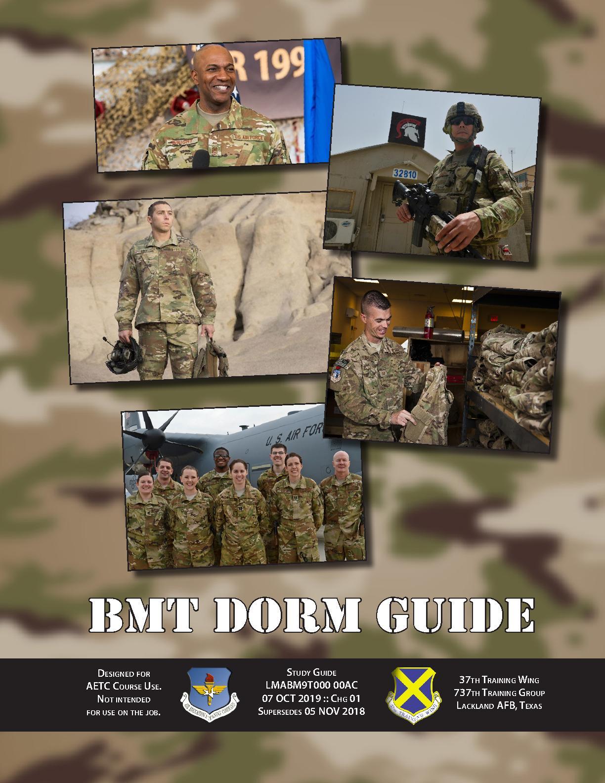 BMT Dorm Guide OCT2019.pdf | PDF Host